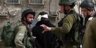 الاحتلال يعتقل شابين شرق نابلس