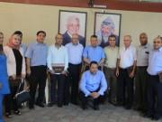 فتح تكرم ثلة من العلماء والأكاديميين والأطباء بغزة