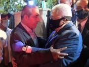 الرئيس يقدم التعازي للوزير حسين الشيخ بوفاة شقيقه