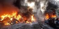 ارتفاع عدد ضحايا انفجار خزان محروقات في بيروت إلى أربعة
