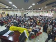 """""""فتح- إقليم القدس"""" تجتمع مع الكادرات النسوية لمناقشة الاستعدادات للانتخابات"""