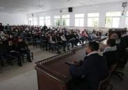 الشبيبة الفتحاوية بجامعة الأزهر- غزة تعقد إجتماعاً موسعاً  لكوادرها
