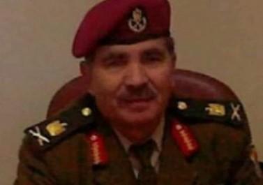 رحيل اللواء الركن المتقاعد فرح سالم ابو زهره(ابو سالم)
