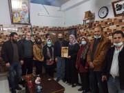 """فتح """"بنابلس"""" تنظم زيارات لذوي عدد من الأسرى الابطال"""