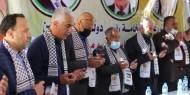 حركة فتح إقليم الوسطى تحيي الذكرى السنوية الأولى لوفاة المناضل الكبير عبد الله أبو سمهدانة