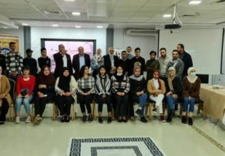 تخريج الدورة الثالثة المكثفة التعبوية التحفيزية التثقيفية المخصصة لكوادر حركة فتح