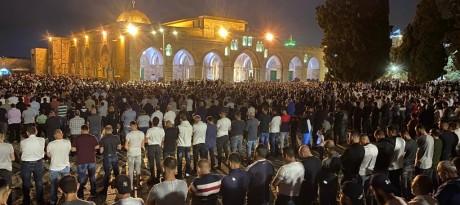 """""""الانتخابات بدون القدس طعنة غادرة""""."""