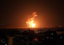 """""""الكابينت"""" الإسرائيلي يصادق على توسيع نطاق العدوان على غزة"""