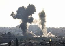 4 شهداء وعدد من الجرحى في غارتين اسرائليتين على رفح وبيت حانون