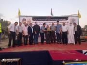 حركة فتح بوسط خان يونس تقيم حفل تأبين للفقيد:  محمد عبد الرحيم النجار