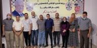 أمين سر إقليم الشرقية يلتقي بالمكتب الحركي للصحفيين في الإقليم